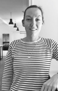 portræt Sarah Kirkegaard Andersen medarbejder A1 Consult