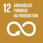 fn verdensmaal nr 12 ansvarligt forbrug og produktion