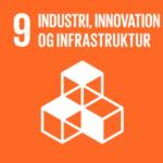 fn verdensmål nr 9 industri innovation og infrastruktur